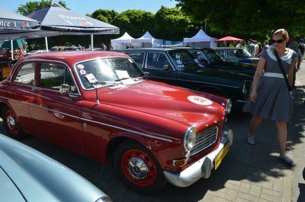 Фестиваль старинных автомобилей Леополис Гранд При во Львове