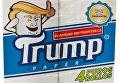 Туалетная бумага Трамп