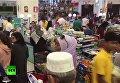 Катарцы скупают еду, опасаясь дефицита продовольствия после разрыва дипотношений с рядом стран