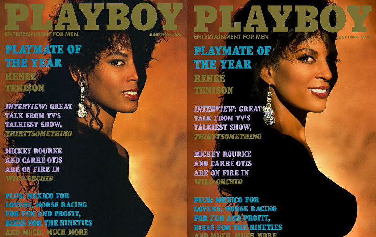 7 моделей Playboy воссоздали свои знаменитые обложки