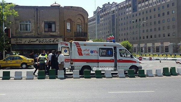 Теракт в Тегеране