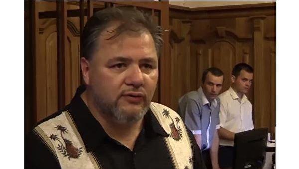 Руслан Коцаба в суде