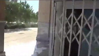 Опубликован момент подрыва смертника у мавзолея Хомейни