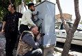 Правоохранители в ходе нападений на парламент Ирана и мавзолей в Тегеране
