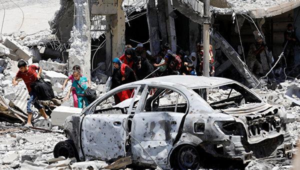 Террористы ИГИЛ шокировали мир заявлением: главную мечеть Мосула подорвали жители Америки