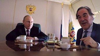 Путин: американцы занервничали, когда я заговорил о вступлении РФ в НАТО
