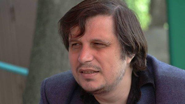 Журналист Денис Жарких