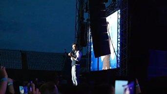 Святослав Вакарчук потерял голос. Видео