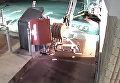 Преступник попытался ограбить банкомат при помощи экскаватора