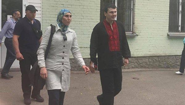Пережившего покушение Осмаева выписали из больницы