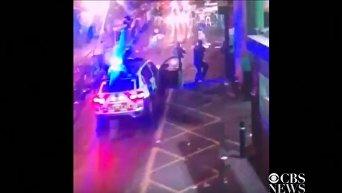 Появилось видео убийства террористов в Лондоне