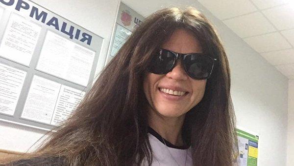 Руслана Лыжичко, 9 июня 2017