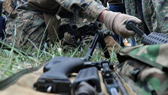 Эстонские военные. Архивное фото