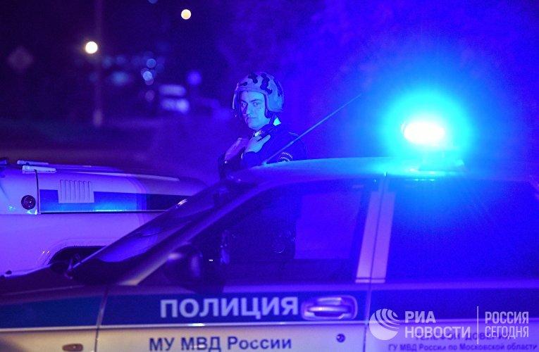 Вподмосковном Кратово стрелок убил двоих иранил троих