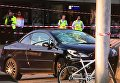 Автомобиль сбил пешеходов у центрального железнодорожного вокзала Амстердама
