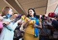 Вице-премьер-министр по вопросам европейской и евроатлантической интеграции Украины Иванна Климпуш-Цинцадзе