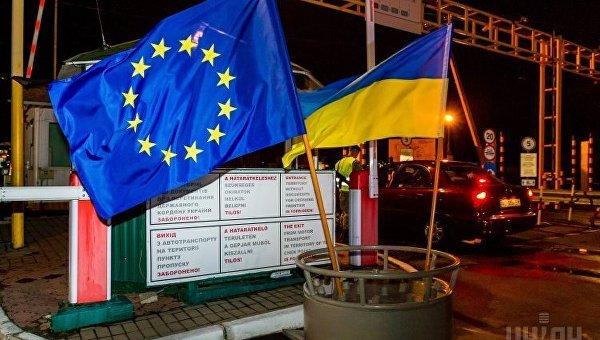 Тысячи украинцев воспользовались безвизовым режимом с ЕС