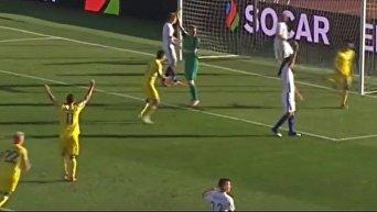 Украина обыграла Финляндию в квалификации ЧМ-2018