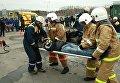 В Забайкалье из-за опрокидывания автобуса погибли 10 человек, 41 ранен