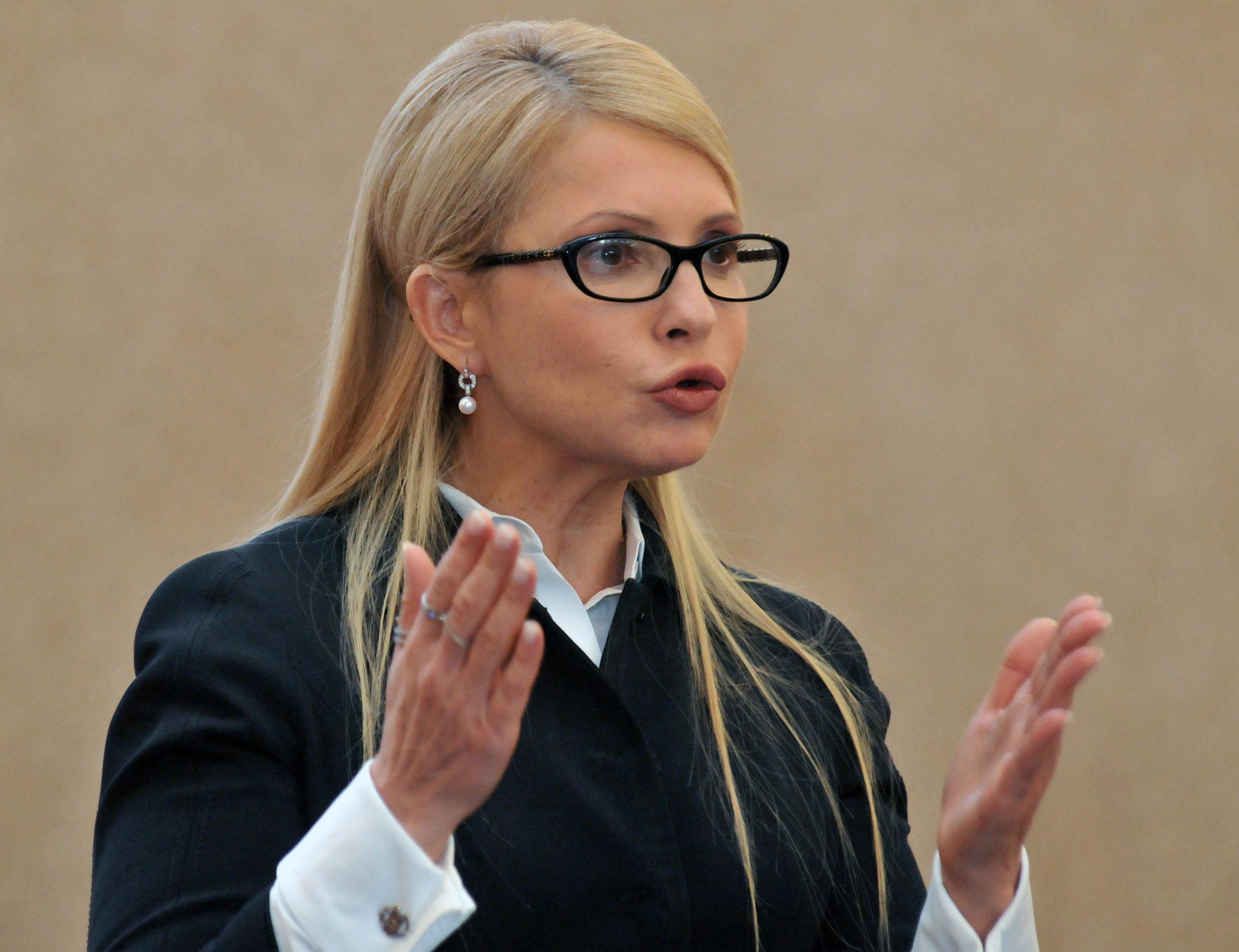 Тимошенко: Украинское государство ожидают «санкции икатастрофа». данная власть уничтожает Украинское государство!