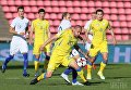 Сборная Украины по футболу. Архивное фото