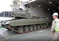 Военная техника НАТО в Латвии