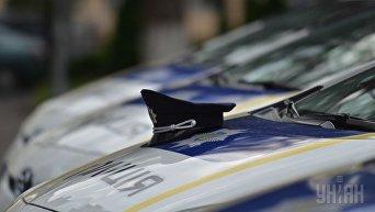 Автомобиль патрульной полиции. Архивное фото