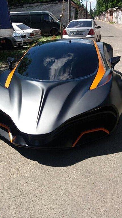 Первый украинский суперкар