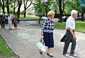 Посетители Генконсульства РФ во Львове