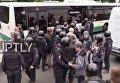 Задержание участников митинга в Санкт-Петербурге. Видео