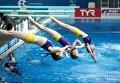 Чемпионат Европы по прыжкам в воду