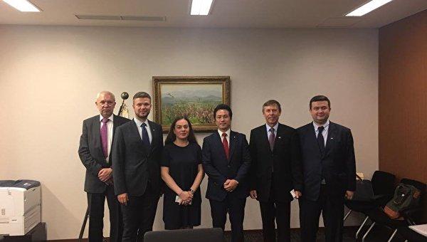 Япония начала прорабатывать безвиз для Украины