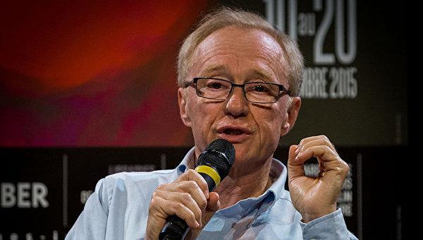 Израильский писатель Давид Гроссман