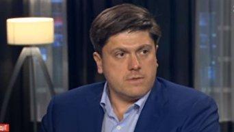 Иван Винник о военном положении в Донбассе. Видео