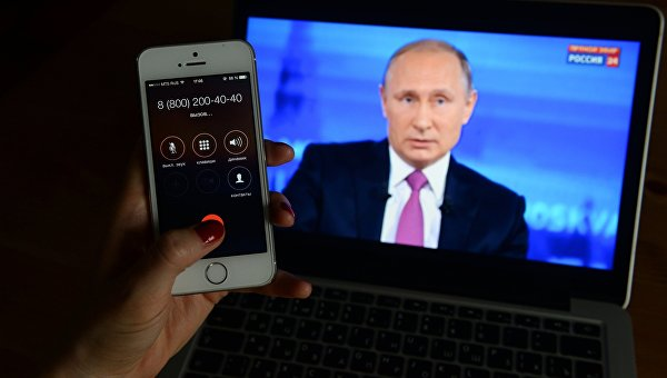 Путин: Может быть, Порошенко никуда из РФ  несобирается