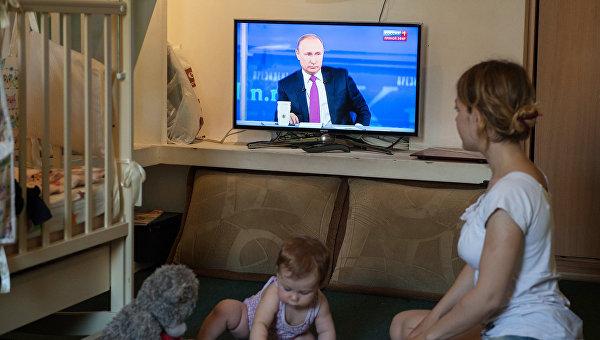 РФсделает все для поддержки граждан Донбасса— Путин