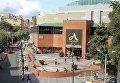 Торговый центр, в котором произошел взрыв, в столице Колумбии