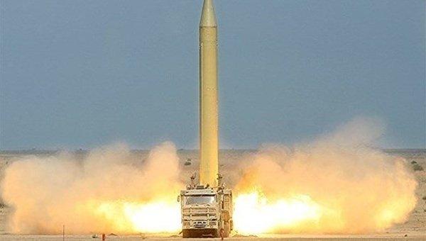 Ракетный удар Ирана по базам террористов в Сирии