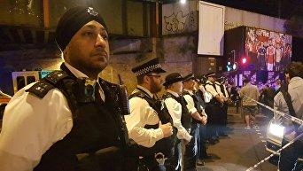 Нападение на прихожан мечети в Лондоне