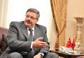 Новый посол РФ в Турции Алексей Ершов. Архивное фото