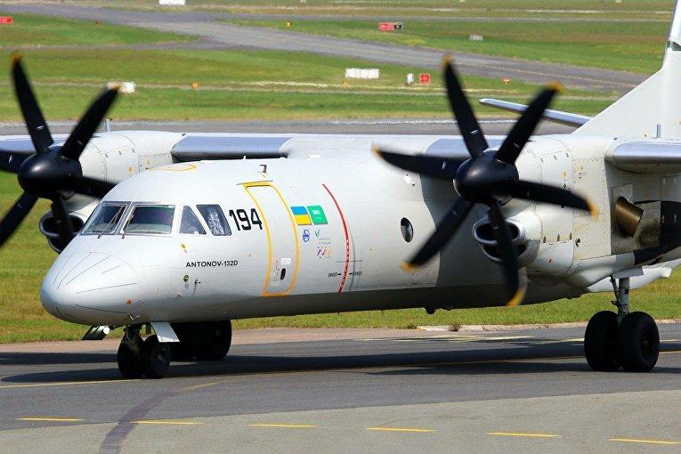 «Антонов» представил новый сверхмощный грузовой самолет