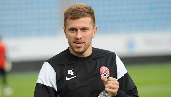 Прошлый защитник «Зари» Чайковский стал игроком русского «Анжи»