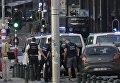 Взрыв на центральном вокзале Брюсселя