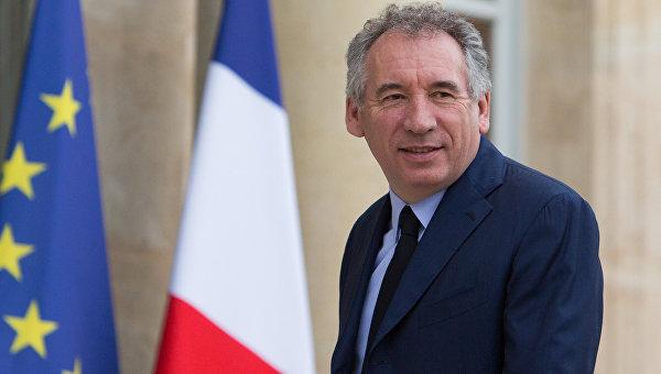Министр юстиции Франции Франсуа Байру