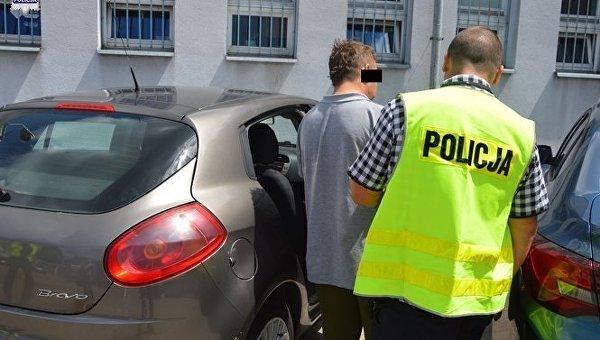Задержание подозреваемых в убийстве украинки в Польше