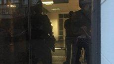 Обыск в офисе интернет-издания Страна
