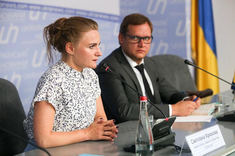 Пресс-конференция О давлении власти на издание Страна. ua и незаконное задержание главного редактора Игоря Гужвы