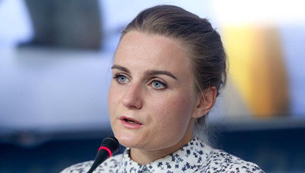 Светлана Крюкова из Страна.ua - любимая журналистка Алексанрда Онищенко