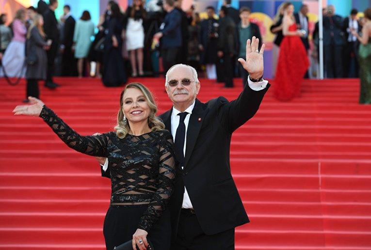 Открытие 39-го Международного Московского кинофестиваля