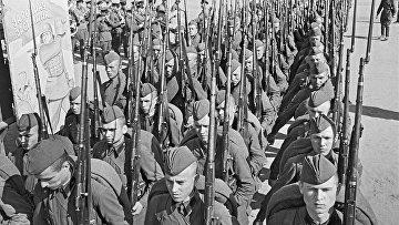 Рассекреченные записи: оценка ситуации на границе СССР в июне 1941-го